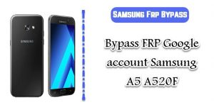 Samsung A520F Android 8 FRP All Binary