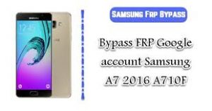 Samsung A710F FRP U2 Android 7